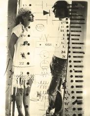 Kali, Computer Match, Palm Springs, CA, 1970