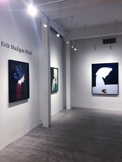 Erik Madigan Heck, Exhibition View