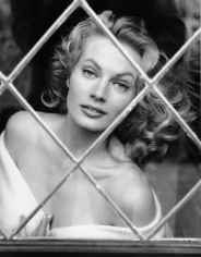 Peter Basch, Anita Ekberg, Hollywood, 1950s