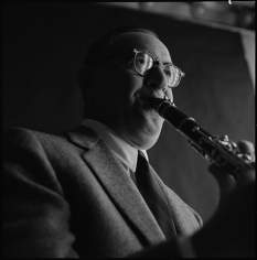 William Helburn, Benny Goodman, c. 1962