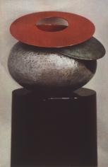 Sheila Metzner, Double Wing. Dunand Vase. 1985