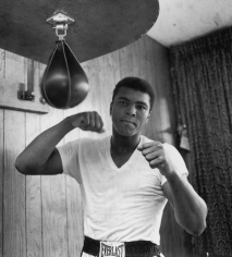 Harry Benson, Muhammad Ali in Training, Miami, 1964