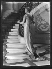 Man Ray Mannequin on Staircase, circa 1930