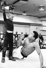 George Kalinsky, Muhammad Ali, 1967