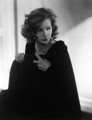 Edward Steichen, Greta Garbo, Hollywood, 1928