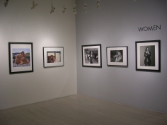 Women, Exhibition View