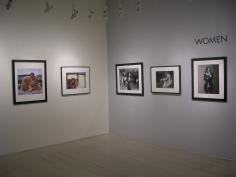 Women, Exhibition View