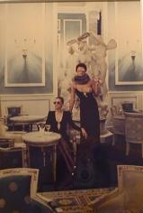 Helmut Newton, In the Bar of the Villa d'Este, Como, Italy, April, 1975
