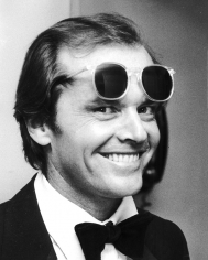 Ron Galella, Jack Nicholson, 50th Annual Academy Awards, Dorothy Chandler Pavilion, Los Angeles, 1978