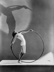 George Hoyningen-Huene, Woman with Hoop