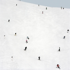 Tim Hall, Lesson II, Lech Am Arlberg, Austria