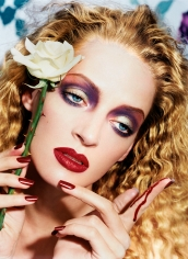 David LaChapelle,  Uma Thurman: Beauties Bloom, New York, 1997