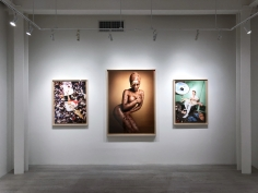 David LaChapelle, Exhibition View