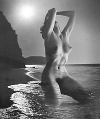 Andre de Dienes, Ethereal Beauty, c. 1960