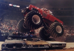 George Kalinsky, Monster Trucks, February 1984