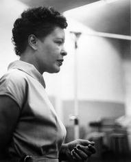 Phil Stern, Billie Holiday, 1947