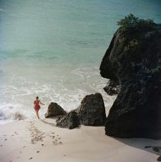 Slim Aarons, Bermuda Beach, 1957