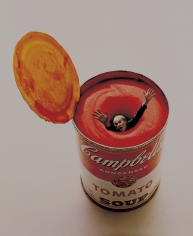 Carl Fischer, Andy Warhol, New York, 1969
