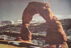 Sheila Metzner, Arched Rock, 2002