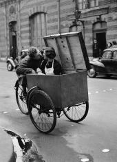 Robert Doisneau, Basiers Blottot, 1950
