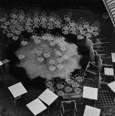 Horst, End of the Party, Rome, 1951