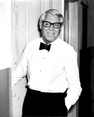 Ron Galella, Cary Grant, 24th Annual Tony Awards, Mark Hellinger Theater, New York, 1970