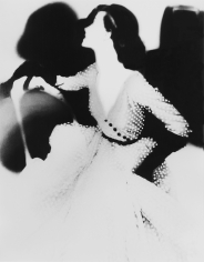 Lillian Bassman, Barbara Mullen, Harper's Bazaar, New York, March 1950