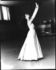 Arthur Elgort, Suzanne Farrell, Vienna Waltzes, 1974