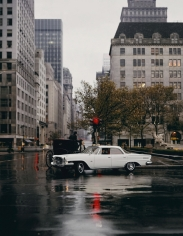William Helburn, Chrysler New York, 59th Street and Fifth Avenue, 1962