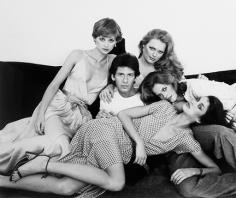 Harry Benson, Calvin Klein, NYC, 1977