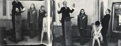 Deborah Turbeville,  Krakow: W Magazine, Cantor Theater, Poland, 1997