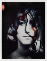 Kali, Split Cindy, Palm Springs, CA, 1970