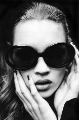 Stephanie Pfriender Stylander, Kate Moss (That Girl), New York, Italian Harper's Bazaar, 1992