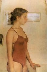 Sheila Metzner, Alison. Bathing Suit. 1981