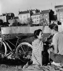 Robert Doisneau, Le Velo du Printemps (The Spring Bicycle), Paris, France 1948