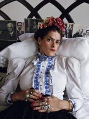 Mary McCartney,  Tracey as Frida, 2000