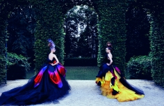 Patrick Demarchelier, Christian Dior Haute Couture, Fall- Winter 2010, 2011