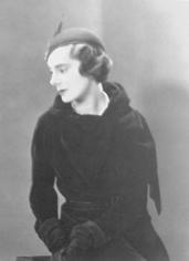 George Hoyningen-Huene, Solange d'Ayen, Paris, 1931