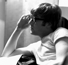 Harry Benson, John Lennon, New York, 1964