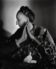 Louise Dahl-Wolfe, Edith Sitwell, 1951