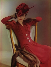 Louise Dahl-Wolfe, Betty McLaughlin, circa 1940