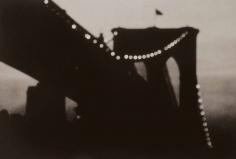 Sheila Metzner, Brooklyn Bridge. New York City 2000