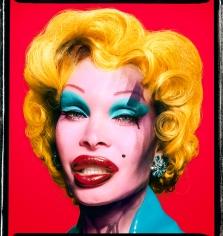 David LaChapelle, Amanda Lepore as Marilyn, 2003