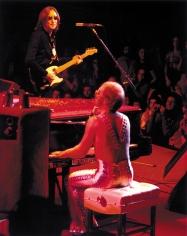 George Kalinsky, Last Performance: Elton John and John Lennon, Madison Square Garden, New York, November 28th, 1974