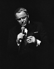 George Kalinsky, The Chairman: Frank Sinatra, October 13, 1974