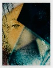 Kali, Half Face #3, Palm Springs, CA, 1969