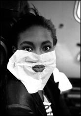 Arthur Elgort ,Naomi Campbell in Paris, 1988
