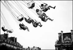 Arthur Elgort , Paris Personals, 1990