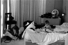 Denis Piel, Rosemary McGrotha, Donna Karan, New York, 1987