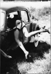 Ellen von Unwerth Where Is My Purse?, Normandy, 1991